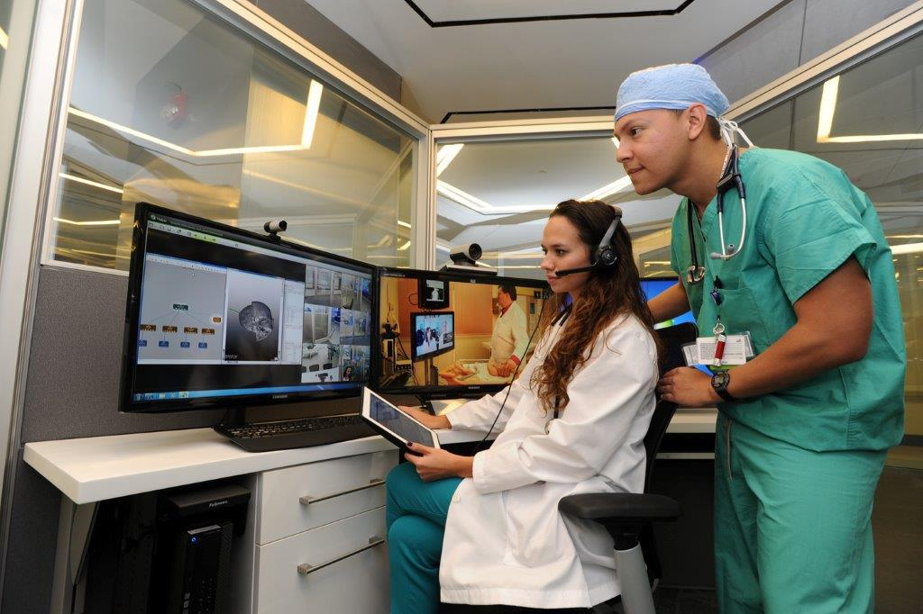 Telehealth+Center